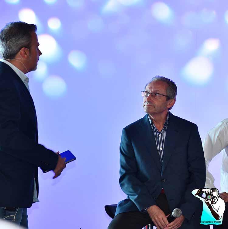 El presidente Domínguez valora positivamente la participación de Copa 1600 Tener