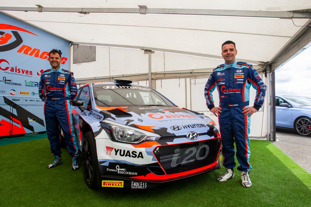 Ares Racing presenta sus nuevos colores para la temporada 2020