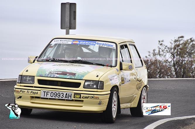Lista PROVISIONAL de Inscritos en la 36º Edición del Rallye Orvecame Norte